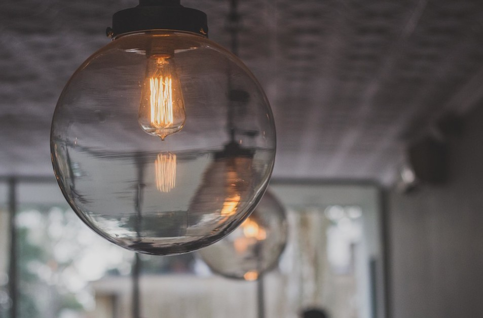 Use a set of interesting lights to attract the children